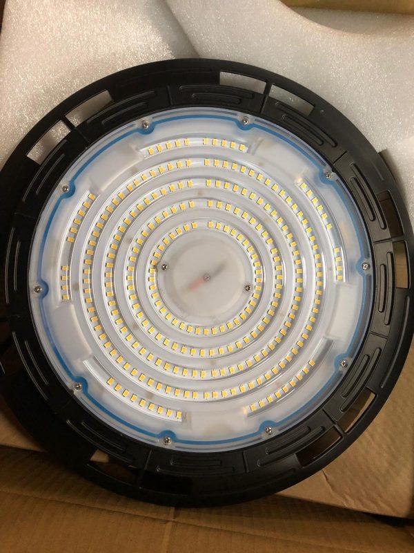 LED Hallenstrahler Meanwell Driver 100 Watt 90 Grad