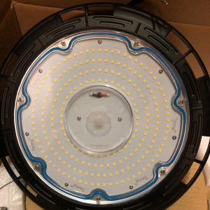 LED Hallenstrahler Meanwell Driver 150 Watt 140lm/w IP65