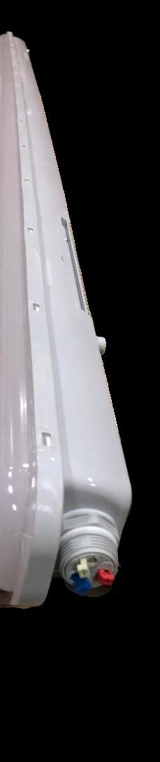 LED Feuchtraumleuchte integriert 1500mm 50Watt 120lm/w 6000Lumen