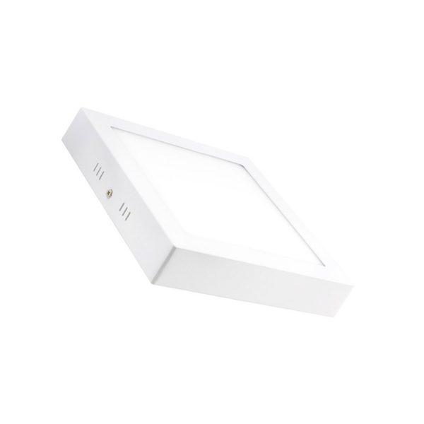 LED-Deckenleuchte Eckig 18W