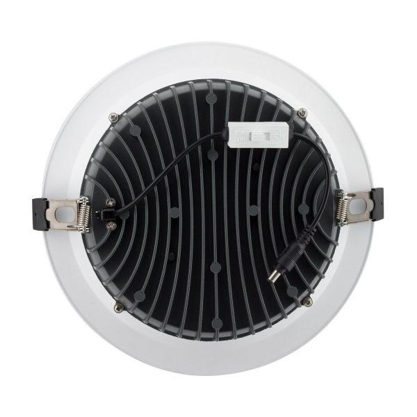LED Downlight Slim Wählbare Farbtemperatur 30W (UGR19) LIFUD