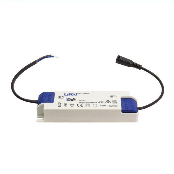 LED Panel Schmal 60x60cm 5200lm 40W High Lumen LIFUD